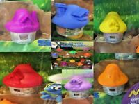 Smurfs The Lost Village Mcdonalds UK Toy Houses & Figures Various 2017 Smurf