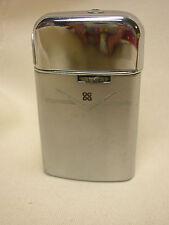 Vintage 1964 Ronson Atomic Age Lighter Varaflame Windlite Engraved