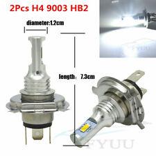 2Pcs 35W 9003 H4 CREE LED Car Headlight Bulbs High&Low Beam 4000LM 6000K White