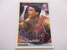Carte NBA TOPPS 1993-94 #12 Tom Gugliotta Washington Bullets