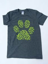 Dog Paw- Softstyle Gildan T shirt