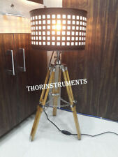 Designer Tripod Table Lamp with Shade home and office light