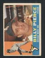 1960 Topps #150 Billy Pierce GVG White Sox 45128