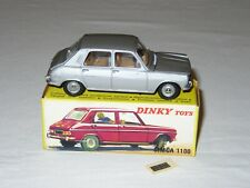 SIMCA 1100 - French Dinky Toys - ref. 1407 - MINT/Near Mint in Original Box