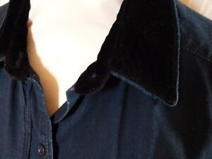 MARNI JACKET DENIM EDITION  DARK BLUE  COTTON DENIM JACKET  Size XS UK 8