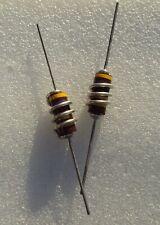 Big Wire Parasitic Suppressors f/ Eimac 3-500Z Tube Sb-220 Heathkit Amateur Radi
