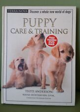 Puppy Care and Training by Teoti Anderson (2007, Hardcover / Mixed Media)