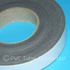 Single Sided Foam Tape 1.5mm Thick x 25mm Wide Self Adhesive Window Door