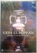 THE STORY OF THE UEFA EUROPEAN FOOTBALL CHAMPIONSHIPS Soccer DVD Euro FIFA