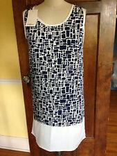 Grifflin Paris L NWT Women's Silk Dress