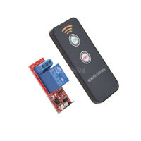 New 1CH 12V Wireless ON/OFF Switch Infrared Remote Control Module IR Receiver