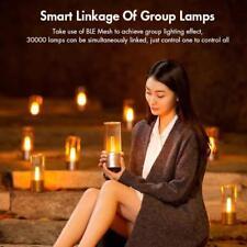 Xiaomi Yeelight Candela Smart LED Candle Light Atmosphere Night Lamp APP Control