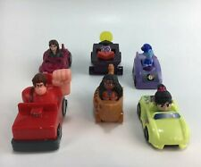 McDonald's 2018 Happy Meal Toy Disney Wreck-It Ralph Cars Lot