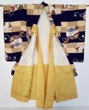 Vintage - Japanese Kimono for boys - Drums & Mallets - Great for Display