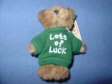 boyds bear lots of luck bear