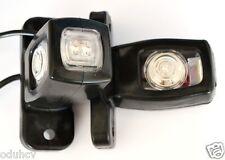 2x Side Marker LED  12V 24V Lights Chassis Bus Trailer Truck for SCANIA DAF MAN