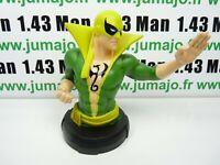 Figurine MARVEL BUSTE en résine 9 à 14 cm : Iron Fist