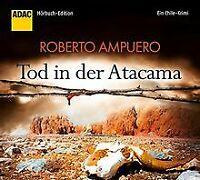 Tod in der Atacama: Ein Chile-Krimi von Roberto Ampuero,... | Buch | Zustand gut