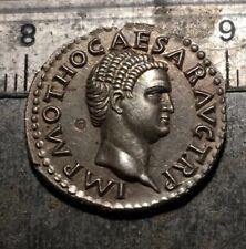 Denier Othon Repro Denarius Silver