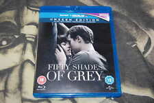 FIFTY SHADES OF GREY ~ BLU-RAY ~ UNSEEN EDITION ~