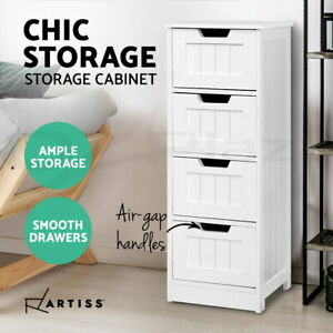 Artiss Storage Cabinet Chest of Drawers Dresser Bedside Table Bathroom Stand