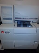 Sciexbeckman Coulter Pace Mdq Ce Instrument With Computersoftwaredetectors