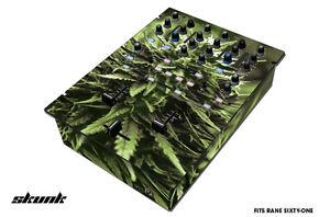 Skin Decal Wrap for RANE Sixty-One DJ Mixer CD Pro Audio Parts DJM CDJ SKUNK
