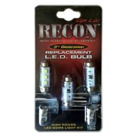 Recon Standard LED Interior Dome Light Bulbs fits 00-07 Sierra & Silverado