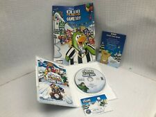 Club Penguin: Game Day! - Nintendo Wii Game - Complete & Tested FREE SHIPPING