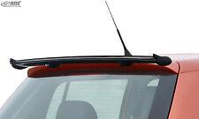 RDX Dachspoiler SKODA Fabia 2 Typ 5J Heckspoiler Heck Dach Spoiler Flügel hinten