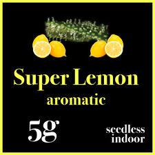 Offerta Infiorescenze   SUPER LEMON HAZE  5G