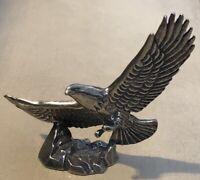 "Kirk Stieff Pewter 3"" Eagle"