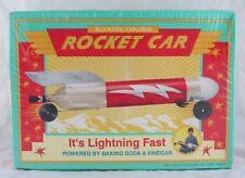 Scientific Explorer Rocket Car Baking Soda & Vinegar, Sealed in Box