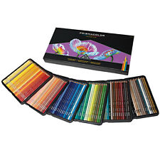 Genuine Prismacolor Premier Soft Core Set 150 Coloured Pencils FREE FASTpostage.