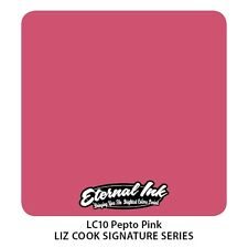 Genuine Eternal Tattoo Ink - Pepto Pink - Expired But Brand New 2oz (60ml)