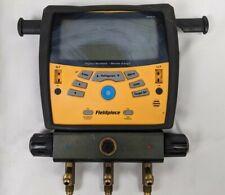 Fieldpiece Sman360 3 Port Digital Manifold Amp Micron Gauge With Soft Bag No Hoses