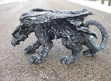 DRACHE Drachentisch Unterteil Dragon 90 cm Gothic Fantasy