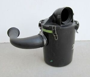 AIR CLEANER ASSEMBLY with Filter, used, OEM, 1989 Saab 900S, '86-'93