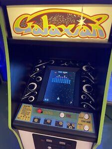 Numbskull 1/4 Size Galaxian Arcade Cabinet