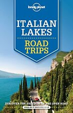 Lonely Planet Italian Lakes Road Trips (Travel Guide) New Paperback Book Lonely