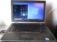"""Dell Latitude E6330 13.3"""" Laptop Intel Core i5 4GB RAM+ 120GB HD+ Win 10 Office"""