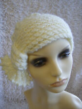 Fantail -  Ladies Hat - Easy Knitting Pattern