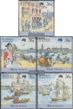 Australia 1028I-1032I (complete issue) unmounted mint / never hinged 1987 Colony