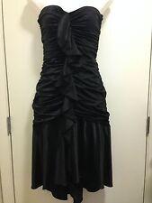 Marciano Sleeveless Black Dress
