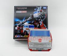 Takara Tomy Transformers Masterpiece MP-37 Artfire & Nightstick + Exclusive Coin