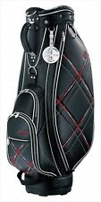 Dunlop Golf Xxio Ladies Caddy Bag 8.5 x 47 inch 3.2kg Ggc-X095W Black