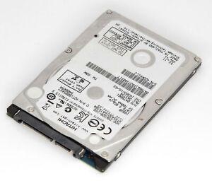 160GB SATA Disque Dur Hitachi Slim 7mm Pour PS3 PS4 Fonctionnement Continu #F216
