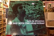 Belle and Sebastian Boy with the Arab Strap LP sealed vinyl RE reissue