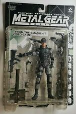 McFarlane Metal Gear Solid Solid Snake Action Figure NEW
