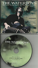 Mike Scott THE WATERBOYS My Love is PROMO DJ CD Single